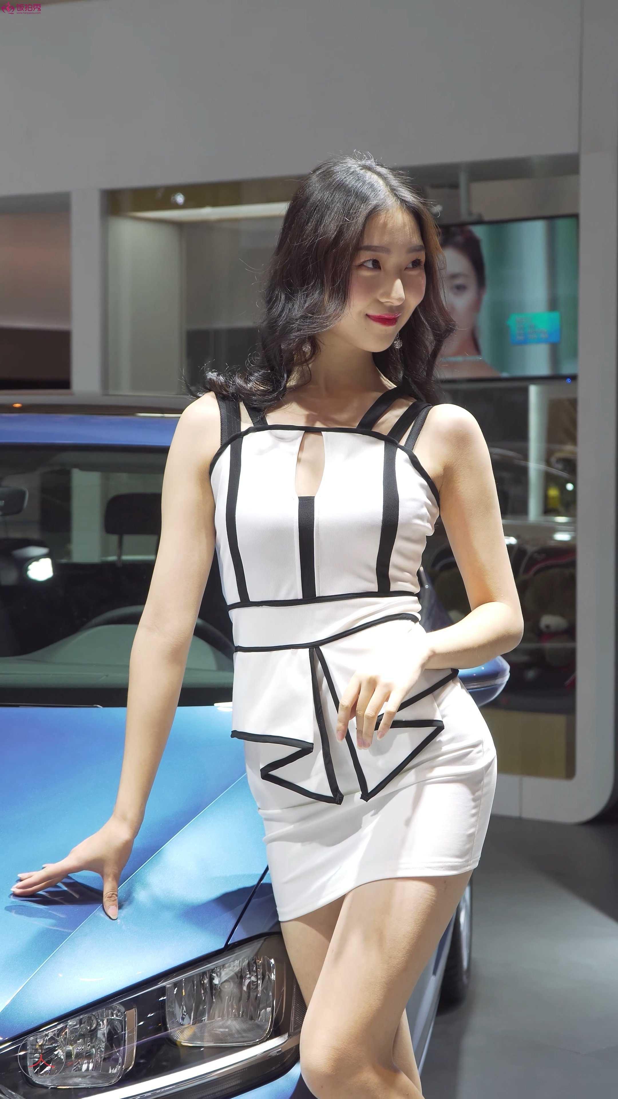 [8P][饭拍秀.2991-95][190310][2019上海Racing Model ShowGirl][蓝光4K]