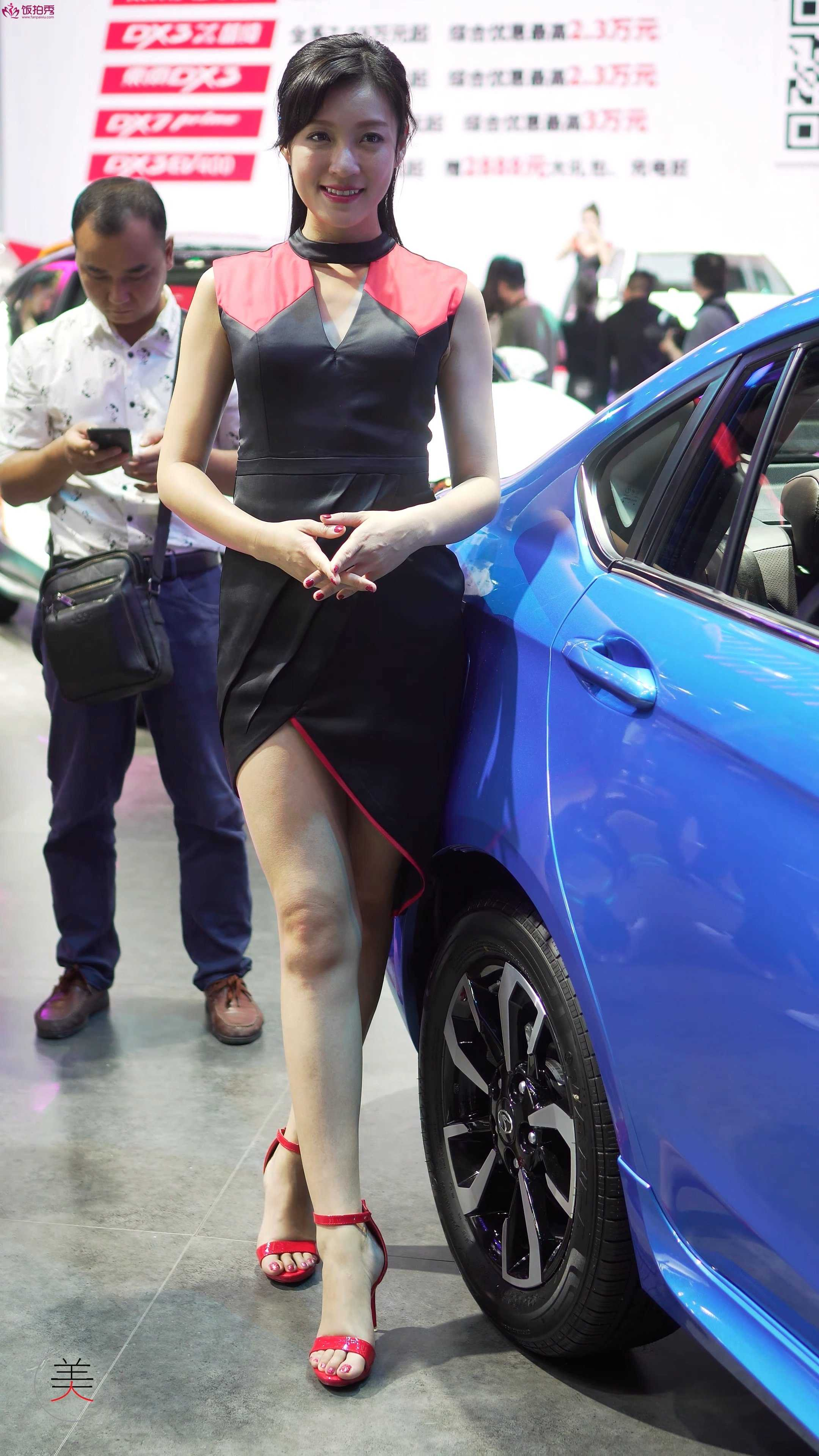[3P][饭拍秀.3013-16][190313][2019北京Racing Model ShowGirl][蓝光4K]